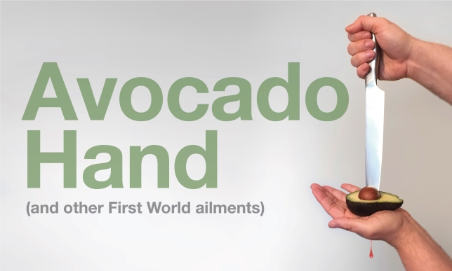 avocado hand fb