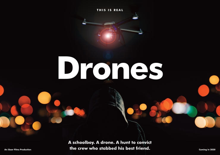 Drones Poster Design